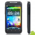 "G11 4,1 ""Touch Screen Android 2.2 Dual SIM Dual Network Standby GSM Quadband Smartphone w / TV + Wifi"