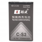 Top Class Business Rechargeable Li-ion Battery for BlackBerry