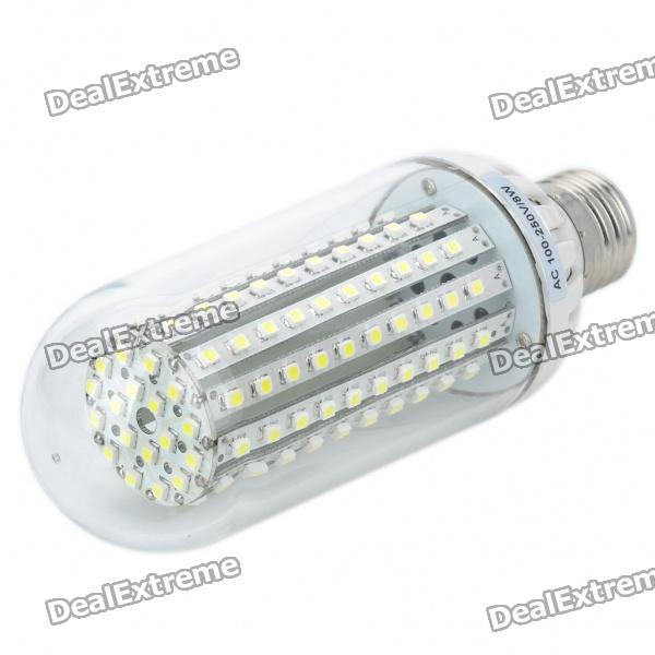 E27 8W 138-SMD 3528 LED 800-Lumen White Light Bulbs (AC 100-250V) singfire 800lm white light led emitter