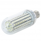 E27 8W 138-SMD 3528 LED 800-Lumen White Light Bulbs (AC 100-250V)