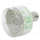 E27 Unique Diamond Shaped 5W 80-LED 500-Lumen White Light Bulbs (AC 160-250V)