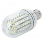 E27 5.5W 90-SMD 3528 LED 550-Lumen White Light Bulbs (AC 100-250V)