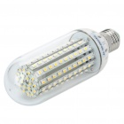 E27 8W 138-SMD 3528 LED 750-Lumen Warm White Light Bulbs (AC 100-250V)