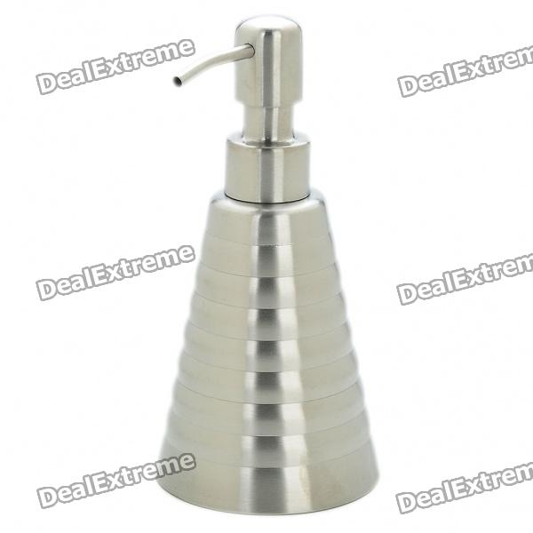 Stainless Steel Soap & Sanitizer Dispenser (250ml) automatic 500ml wall mount liquid soap dispenser bath 304 stainless steel shampoo dispenser for bathroom washroom