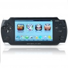 "JXD V3000 4,3 ""TFT LCD Portable Multi-Media Player w / 300KP Camera / AV-Out / HDMI / TF Slot (4GB)"