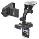 "2.0"" Wide Angle FHD 1080P Mini Car Night Vision DVR Camcorder with SD/USB/HDMI"