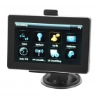 "4,3 ""Windows CE 5.0 Core GPS Navigator w / FM Transmitter + Internal 4GB European Maps"