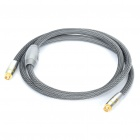 Choseal S-Video Male to Male Connection Cable (150CM-Length)