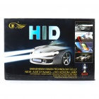 H1 35W 8000K White Light Xenon HID Headlamps (DC 12V/Pair)