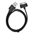Sync/Charging Cable for iPhone 3G/4/4S - Black (99cm-Length)