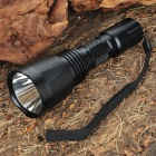 ROMISEN RC-T602 CREE XM-L T6 5-Mode 850-Lumen White LED Flashlight w/ Battery Charger (1x18650)