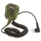 Walkie Talkie Handheld Microphone for Motorola GP88/GP88S/GP2000S/GP3688/GP3188/HYT TC-500/TC-620