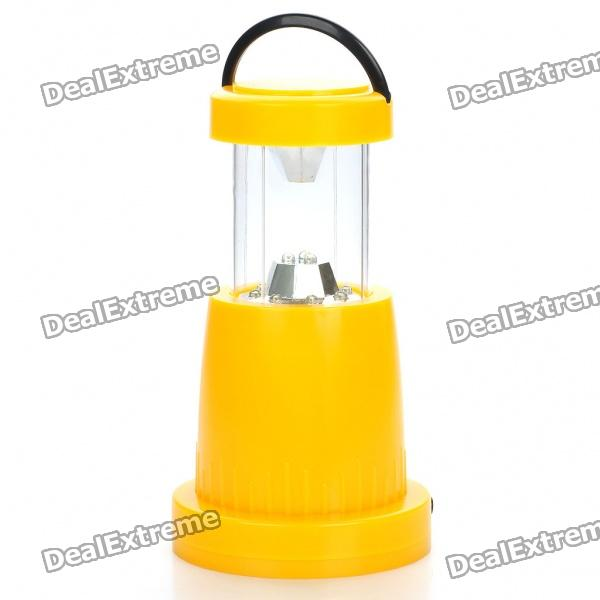 Multifunction White 11+8 LED White Light Bivouac Camping Lantern Lamp (3 x AA)
