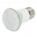 E27 2.2W 6800K 155-Lumen 38-LED White Light Bulb (AC 230V)