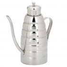 Fashion Stainless Steel Olive Oil Bottle (750ml)