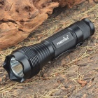 FandyFire F102 Q2 180LM 1-Mode White LED Flashlight w/ Clip (1 x 18650 / 2 x 123A)