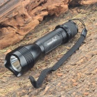 FandyFire F101 Q2 180LM 3-Mode White LED Flashlight w/ Clip (1 x 18650)
