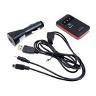 Routee M2000 Car Bluetooth GPS with USB Charging Kit (SiRF-III)