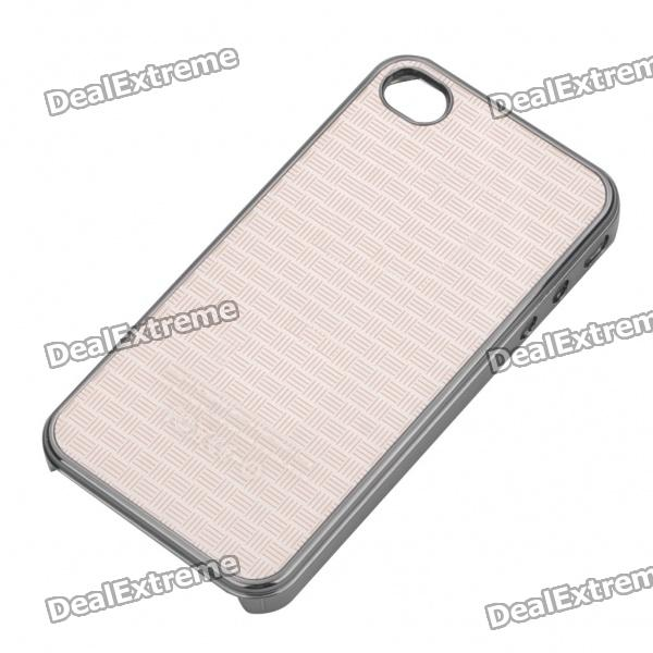 Protective Plastic Back Case for iPhone 4/4S