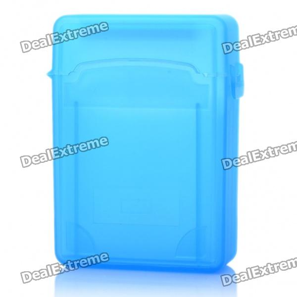 Protective Plastic Case for 2.5 HDD - Blue кальян 45см уп 1 18шт