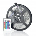 24W 300x3528 SMD LED RGB Flexible Light Strip (5M-Length/DC 12V)
