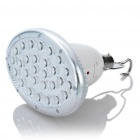B22 1.1W 6500K 140LM 2-Mode 28-LED White Light Bulb w/ Hook (AC 80~220V)