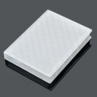 "Protective Plastic Case for 2.5"" HDD - White"