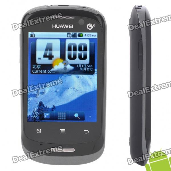 "HUAWEI T8100 2.8"" écran tactile Android 2.2 td-scdma GSM smartphone w / GPS + wi-fi + 2G TF"