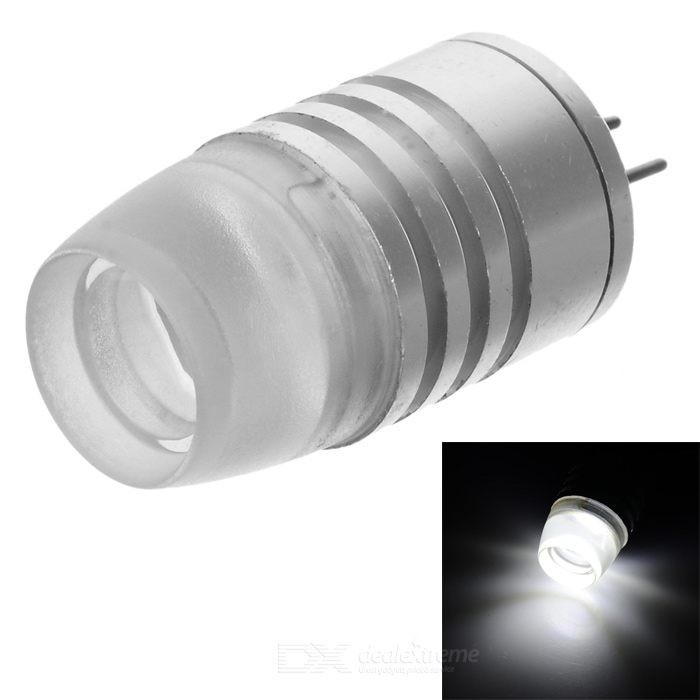 Bi-PIN 1.5W 5000mcd Decorative White LED Light (DC 12V)