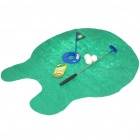 Toilet Time Floor Golf Game Set
