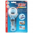 Nail Clipper with Magnifier - Blue