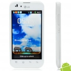 "Genuine LG Optimus 4.0"" Capacitive IPS Froyo 3G WCDMA Dolby Smartphone w/ WiFi + GPS - White"