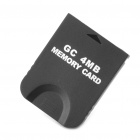 GC Memory Card for Nintendo Wii (4MB)