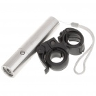MXDL SA-38 230LM 3-Mode White LED Flashlight w/ Bike Mount Holder (1 x 18650/3 x AAA)