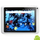 "8"" Capacitive Screen Android 2.3 Tablet PC w / Dual Camera / WiFi / USB / TF / HDMI (RK2918 / 8GB)"