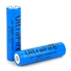 "UltraFire Rechargeable 3.7V ""3200mAh"" 18650 Li-ion Batteries (Pair)"