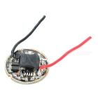 4-Mode 2500mA LED Driver Circuit Board for Flashlight (DC 5.0~8.4V)