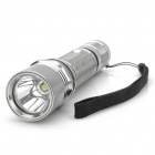UltraFire WF-504B 510-Lumen 1-Mode White LED Flashlight w/ Battery Charger (1 x 18650)