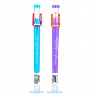 Creative Suction Cup Ball-Point Pens w/ Hourglass (Pair/Random Color)