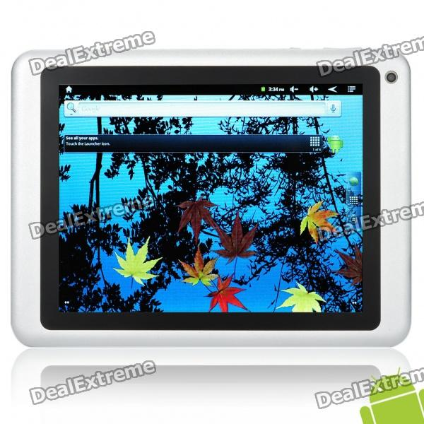 "8.0"" Capacitive Android 2.3 Tablet PC w/ Dual-Camera/HDMI/TF (RK2918 1.2GHz/8GB)"