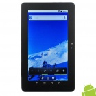 "7.0"" Capacitive Android 2.2 3G Tablet PC w/ Dual-Camera/AGPS/Bluetooth/TF (Qualcomm 800MHz/4GB)"