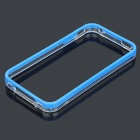 Protective Bumper Frame for iPhone 4S - Deep Blue