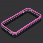 Protective Bumper Frame for Iphone 4S - Purple