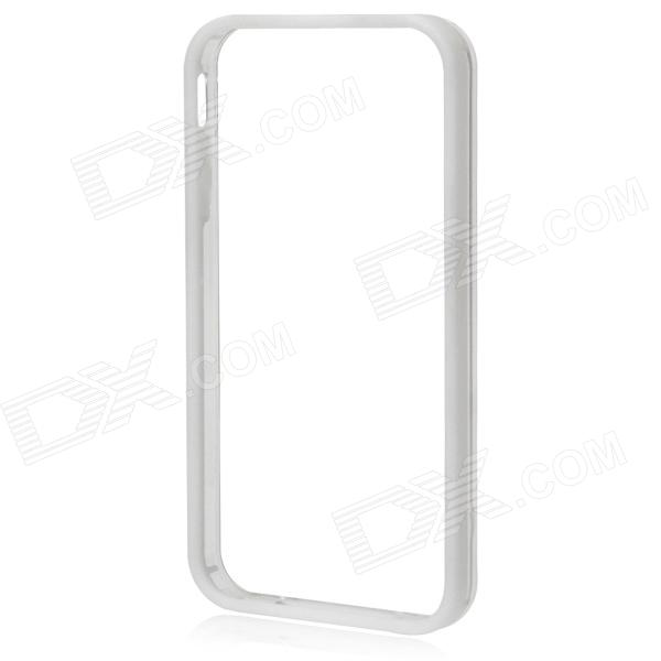 Protective Bumper Frame for Iphone 4S - White