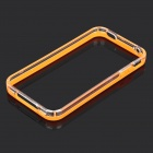 Protective Bumper Frame for Iphone 4S - Orange