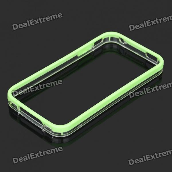 Protective Bumper Frame for Iphone 4S - Green