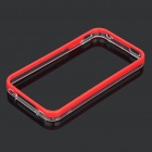 Protective Bumper Frame for Iphone 4S - Red