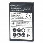 Replacement 3.7V 1500mAh Battery for HTC Desire S/G12/Incredible S/G11