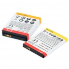 Dual Rechargeable 3.7V 3500mAh/1800mAh Batteries w/ Cover for Samsung Galaxy S2/i9100