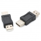 USB Male to Male Adapters Couplers (Pair)